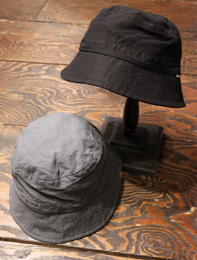 COOTIE  「 Silknep Back Twill Bucket Hat 」  バケットハット