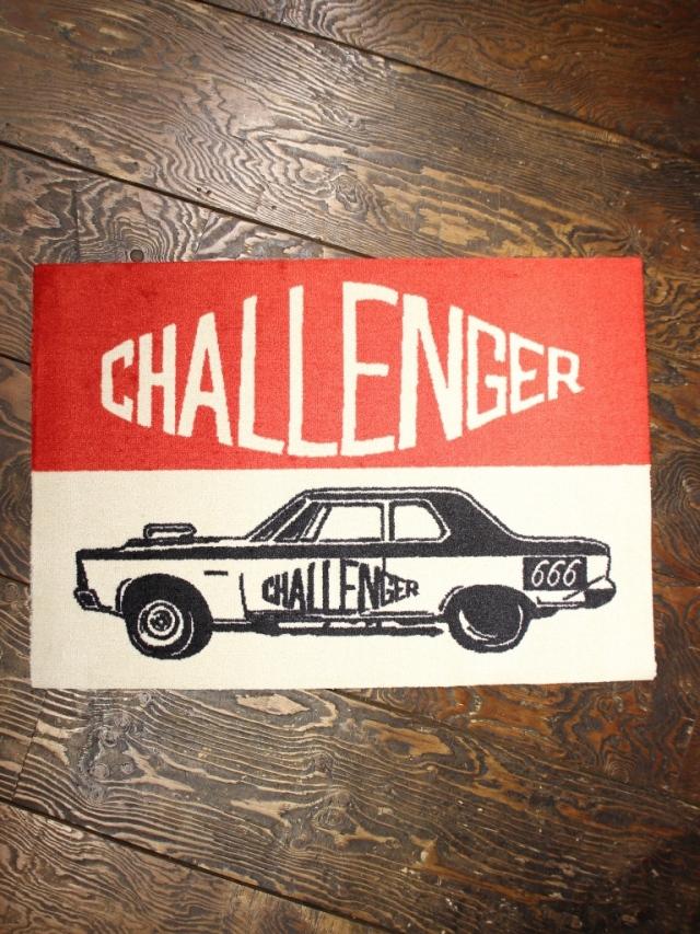 CHALLENGER    「CHALLENGER FLOOR MAT」  フロアマット