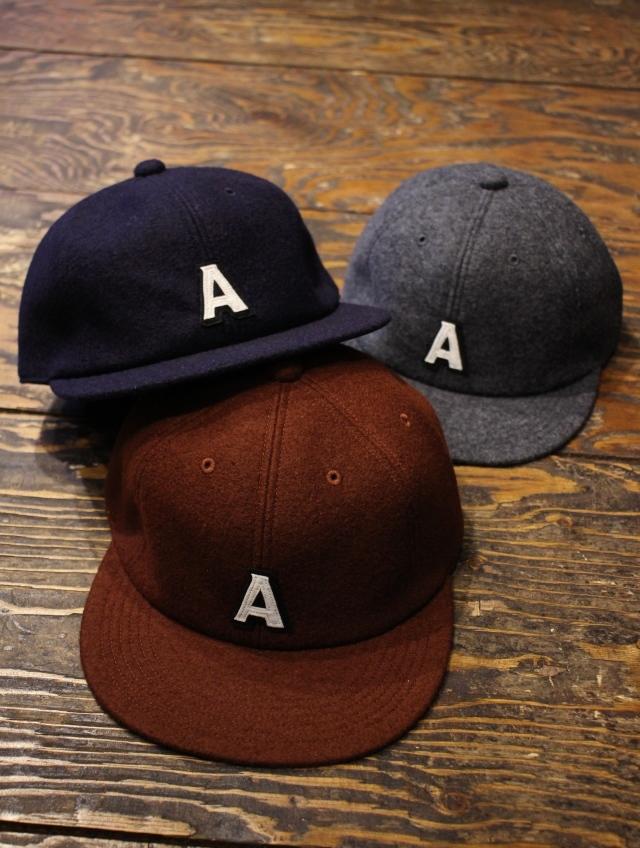ANASOLULE  「BB - CAP」 ベースボールキャップ