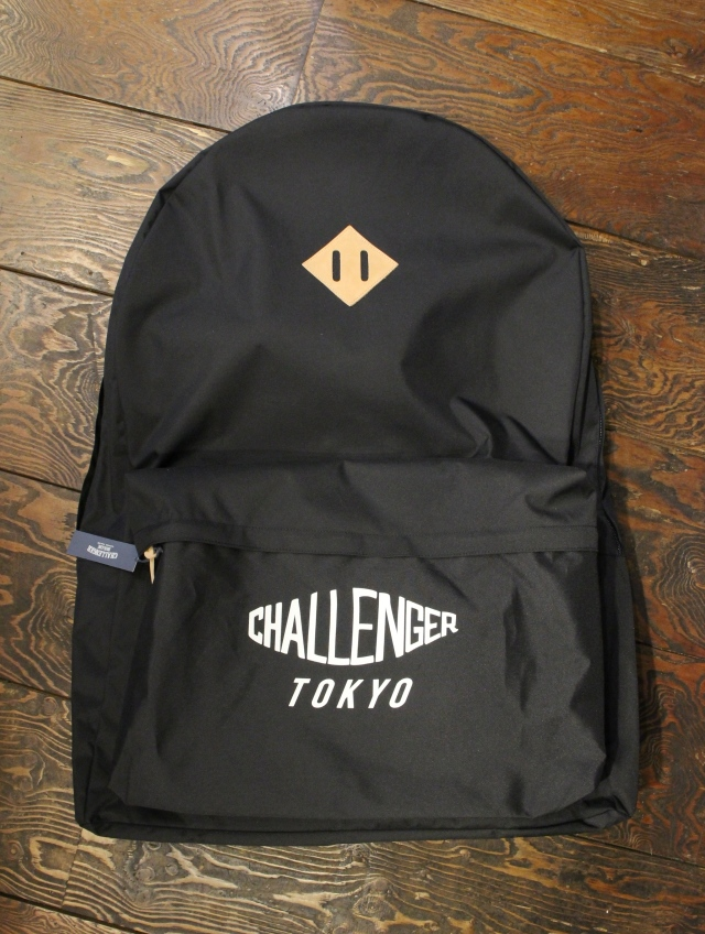 CHALLENGER × CWF  「GIANT BACKPACK」 バックパッカーズクローゼット