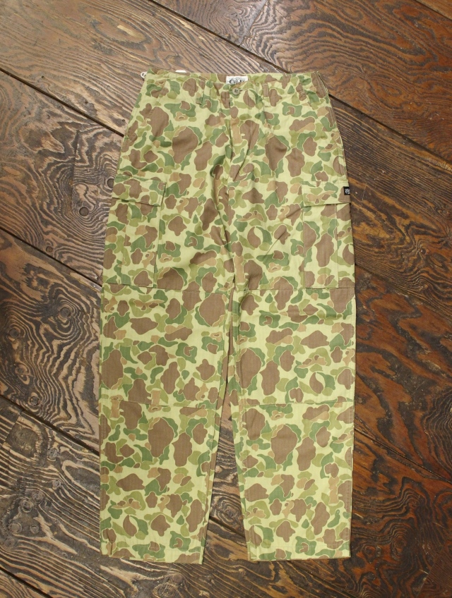 CALEE  「LIMITED DUCK HUNTER CAMO CARGO PANTS」 カーゴパンツ