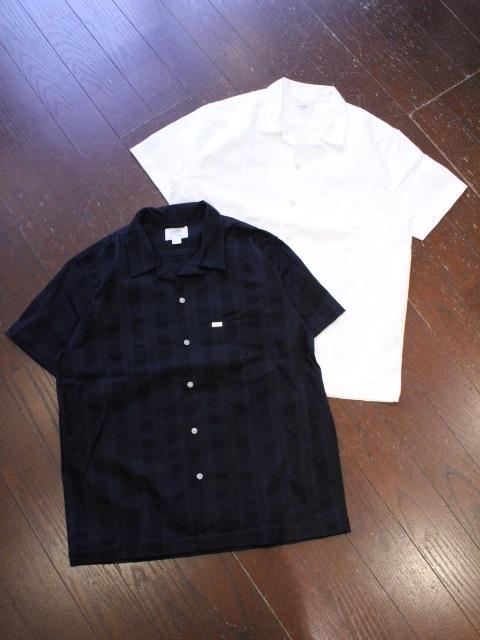 CRIMIE   「MEXICAN SHORT SLEEVE SHIRT」 オープンカラーメキシカンシャツ