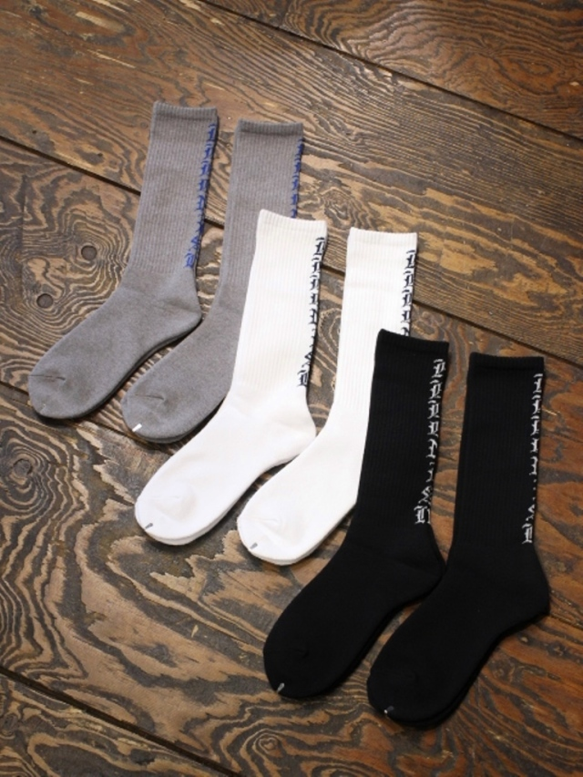 RADIALL    「2PAC SOX - HEDONISM」  ソックスセット