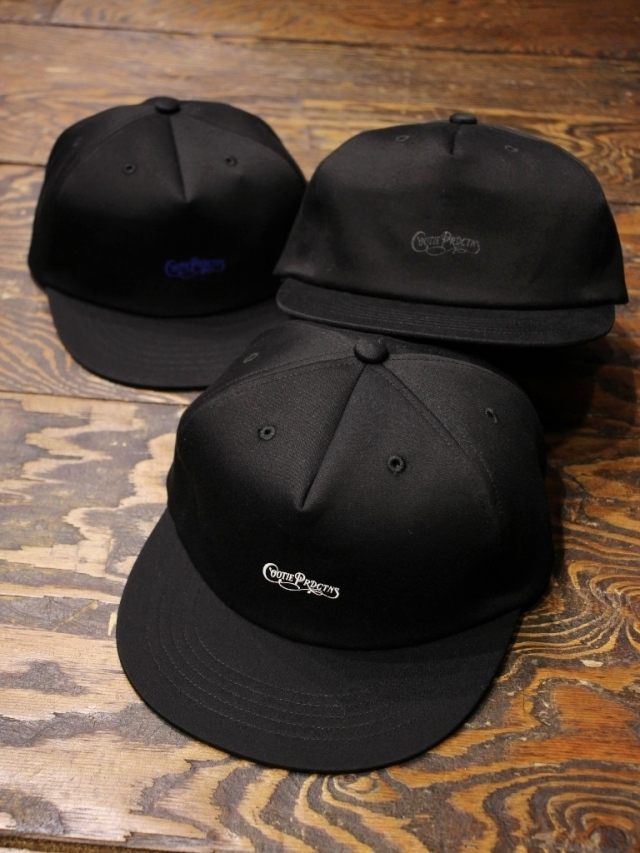 COOTIE   「 Stretch Twill 5 Panel Cap 」  ツイルキャップ