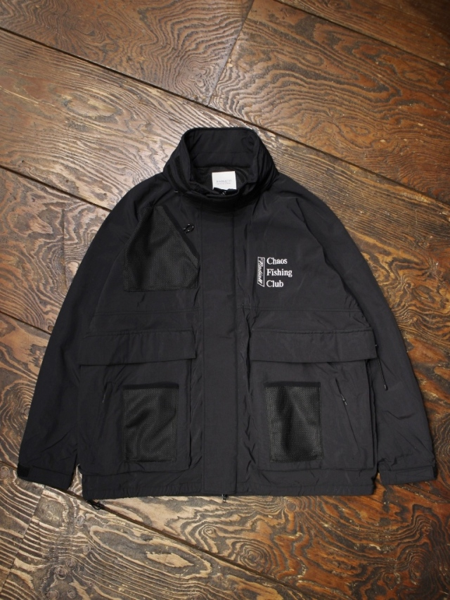 【NEW YEAR ITEM !!】RADIALL  「GAMBLING HOURS - WINDBREAKER JACKET」  ウインドブレーカージャケット