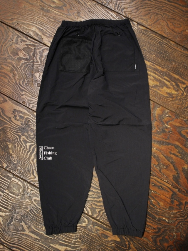 RADIALL × CHAOS FISHING CLUB  「GAMBLING HOURS - TRACK PANTS」  トラックパンツ