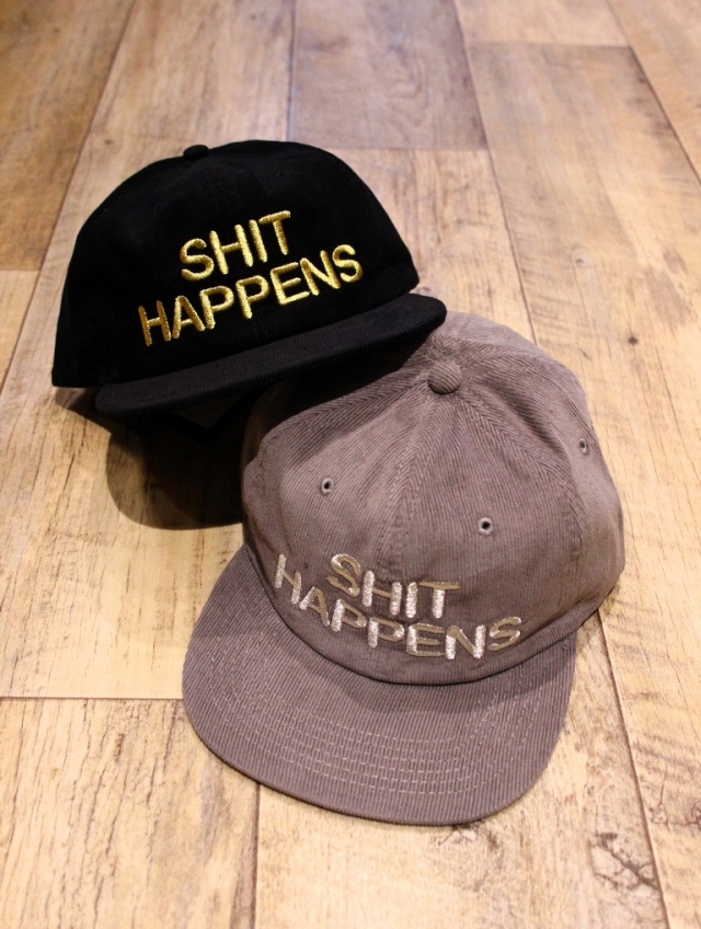CAPTAINS HELM 「#S.H CORDUROY CAP」 コーデュロイキャップ