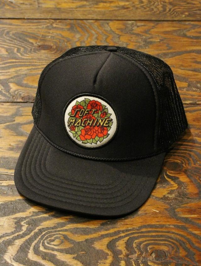 SOFTMACHINE  「COAST CAP」 メッシュキャップ