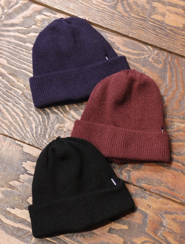 SON OF THE CHEESE  「Wool Knit Cap」  ウールニットキャップ