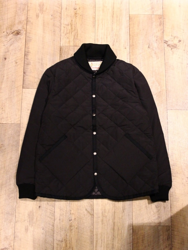 TROPHY CLOTHING 「Sky Liner Light Jacket」  キルティング ライナージャケット