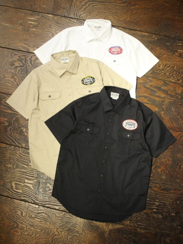 CUT RATE  「BIG WAPPEN GOOD WORK SHIRT 」   ワークシャツ