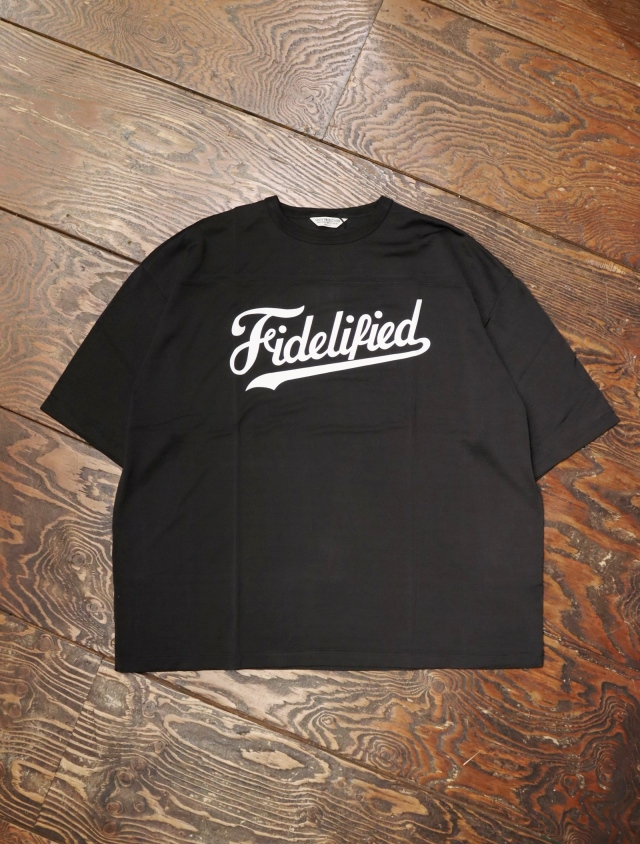 COOTIE  「 R/C Football S/S Tee (Fidelified) 」 フットボールティーシャツ