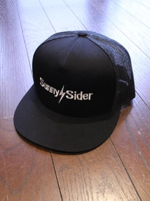 SUNNY C SIDER×CAPTAINS HELM 「#LOGO MESH CAP」 メッシュキャップ