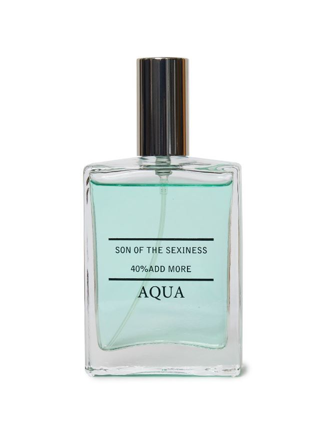 SON OF THE CHEESE  「Son of the sexiness Aqua 」  香水