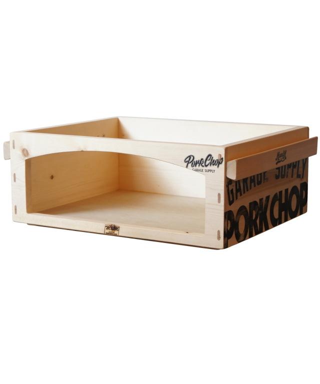 PORKCHOP GARAGE SUPPLY × M&M Custom Performance  「PORK BOX OPEN 〈M〉 」  コンテナボックス