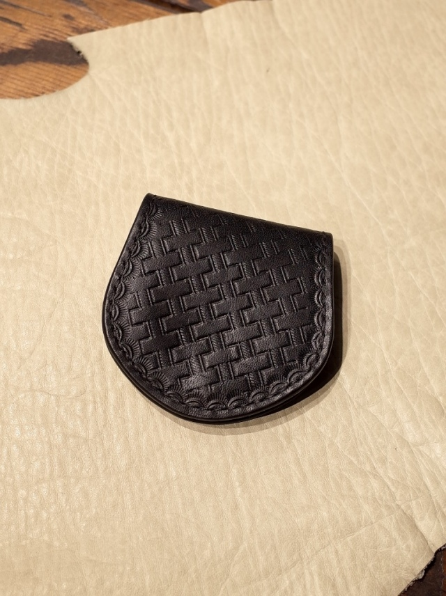 DEXTER  「Embossing Leather Coin Case」 レザーコインケース