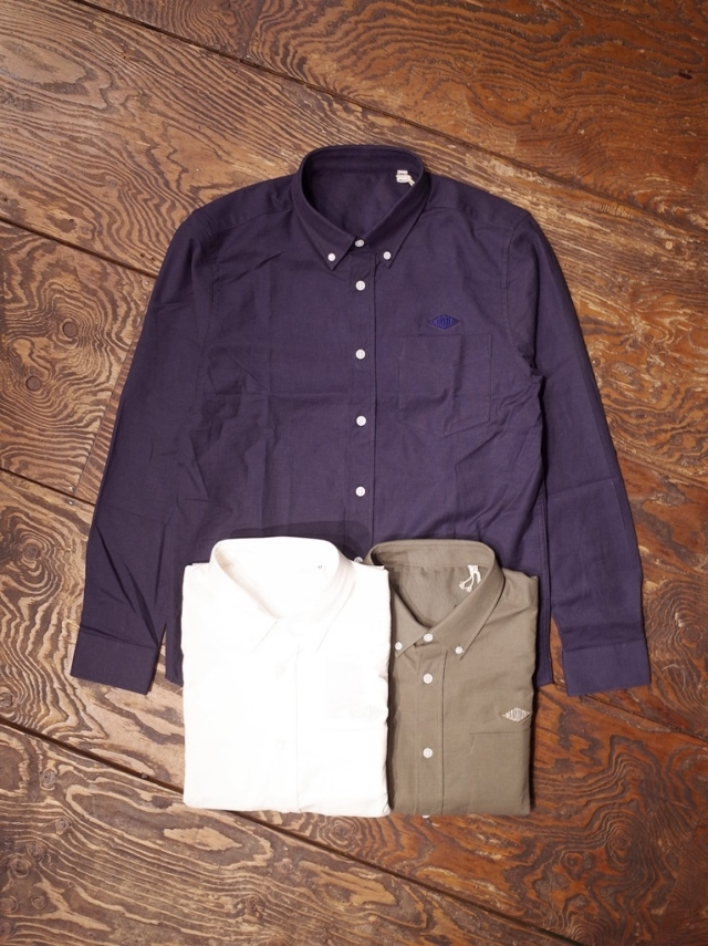 MASH UP  オリジナル  「OXFORD L/S BUTTON DOWN SHIRTS」  オックスボタンダウンシャツ