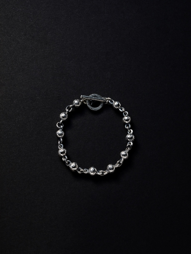 ANTIDOTE BUYERS CLUB  「Ball Chain Bracelet」  SILVER950製 ボールチェーンブレスレット