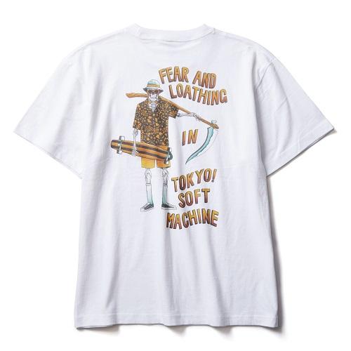 SOFTMACHINE  「GONZO - T」 ポケットティーシャツ