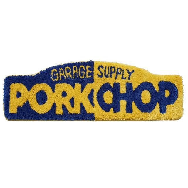 PORKCHOP GARAGE SUPPLY   「PORK RUG SMALL」  ラグマット