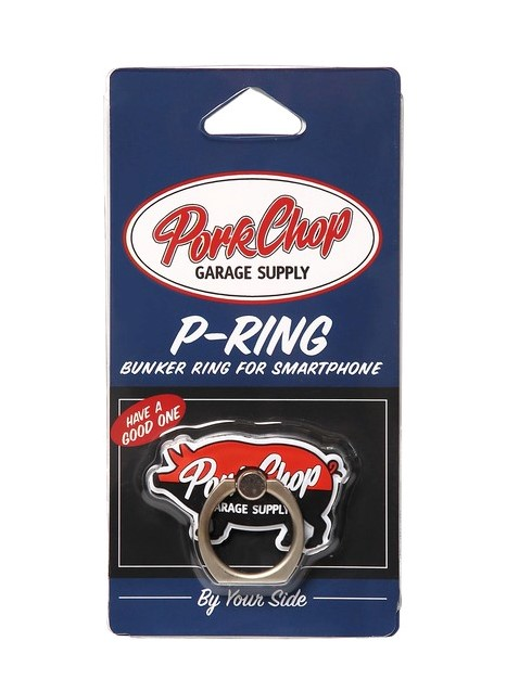 PORKCHOP GARAGE SUPPLY   「 pRing 」  スマートフォンホールドリング