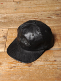 CALEE  「LEATHER CAP」  レザーキャップ