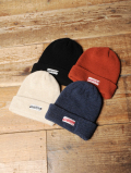 CALEE   「WOOL KNIT CAP 」 ウール ニットキャップ