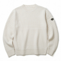CRIMIE  「ROPE KNIT SWEATER」  クルーネックセーター