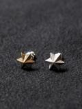 CALEE  「STAR PIERCE 〈SILVER 925 〉」 SILVER 925製 スターピアス