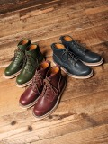CALEE  「COLOR WORK BOOTS」 ワークブーツ