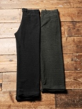 CALEE  「KNIT SLACKS」  スラックス