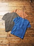 CALEE  「ORIENTAL OLD JAPAN DYE T-SHIRT 〈FUJIN〉」 プリントティーシャツ