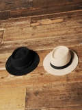 CALEE  「LINEN HAT」 リネンハット