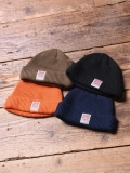 CALEE   「COTTON KNIT CAP 」 ニットキャップ