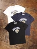 CHALLENGER  「MILITARY SKULL TEE」 プリントティーシャツ
