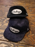 CHALLENGER    「CORDUROY CAP」 コーデュロイキャップ