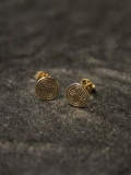 RADIALL  「ALL THINGS - EARRINGS 」 10KGOLD 製 ピアス
