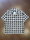 CAPTAINS HELM  「BIAS CHECKER S/S SHIRTS」  オープンカラーシャツ