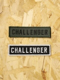CHALLENGER  「MILIYARY PATTCH  CHALLENGER」  ワッペン