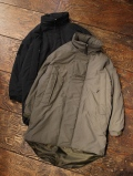 RADIALL  「RED WOOD - MONSTER PARKA / LONG」  モンスターパーカ