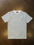 HIDEANDSEEK 「Border Pocket S/S Tee」 ボーダーポケットティーシャツ