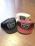 CAPTAINS HELM 「#CH R.WAPPEN CAP」 ワークキャップ