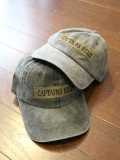 CAPTAINS HELM 「#MILITARY CAP」 ミリタリーキャップ