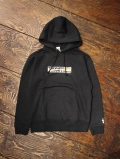 CUT RATE   「MAIN LOGO PULLOVER PARKA」  プルオーバーパーカー