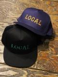 CUT RATE  「LOCAL CAP」 コットンツイルキャップ