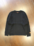 SOFTMACHINE  「TERENCE SWEATER」  クルーネックセーター