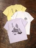RADIALL 「IPPUKU - CREW NECK T-SHIRT」 プリントティーシャツ