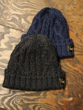 TROPHY CLOTHING   「Fisherman Knit Cap」  ニットキャップ