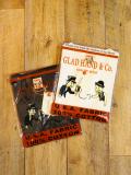GLAD HAND 「STANDARD V-NECK T-SHIRTS」 Vネックティーシャツ