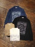 RADIALL  「TEMPLE - OPEN COLLARED SHIRT L/S」  オープンカラー レーヨンシャツ